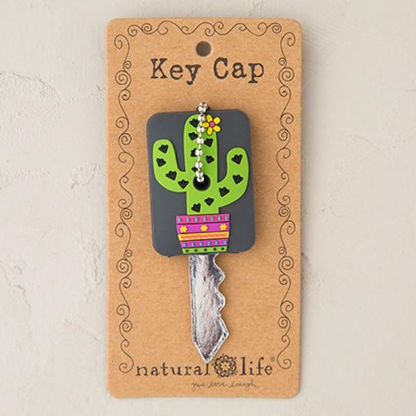 Schlüsselkappe Cactus