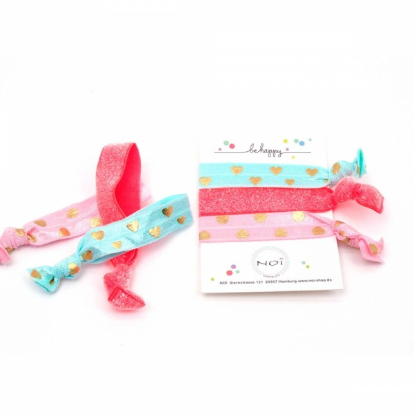 Flamingo Arm- und Haarband Dot