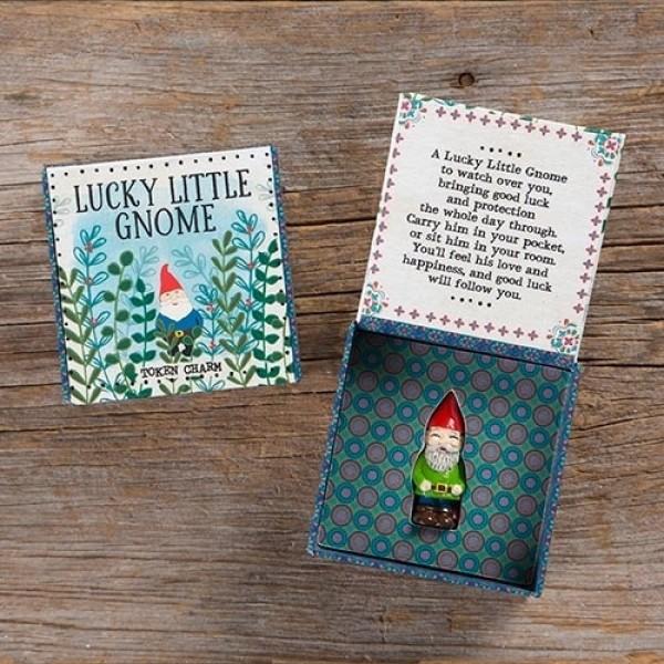 Glücksbringer in a Box Gnome