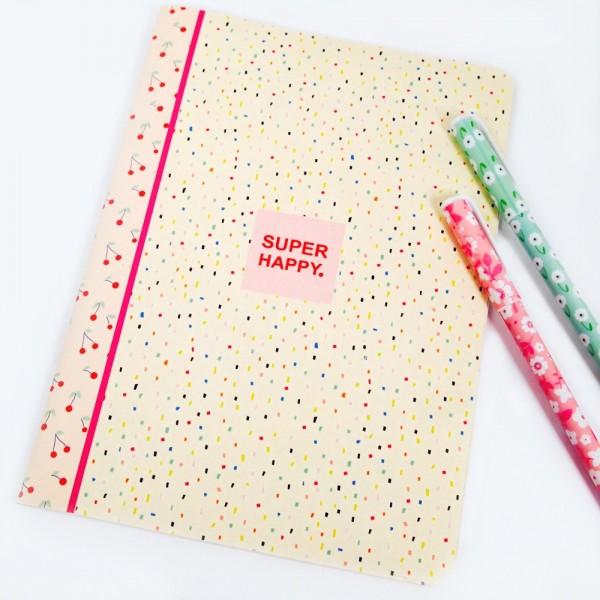Notizbuch Cherry A5