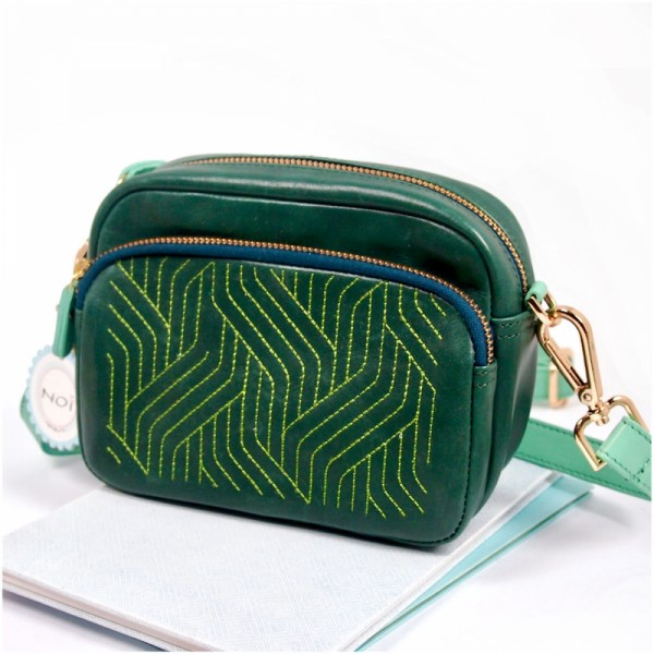Tasche LET IT GO forest