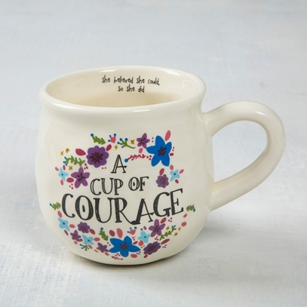 Tasse Happy Cup of Courage