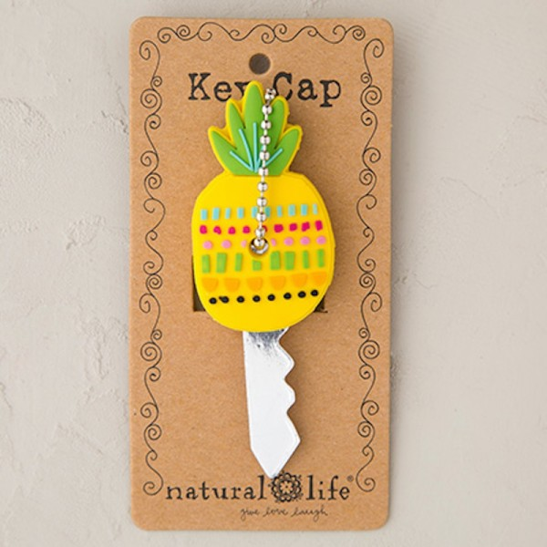 Schlüsselkappe Pineapple