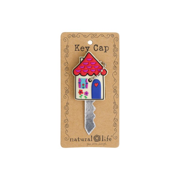Schlüsselkappe House Cozy & Happy