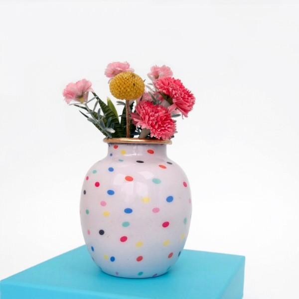 Vase Yammi Confetti
