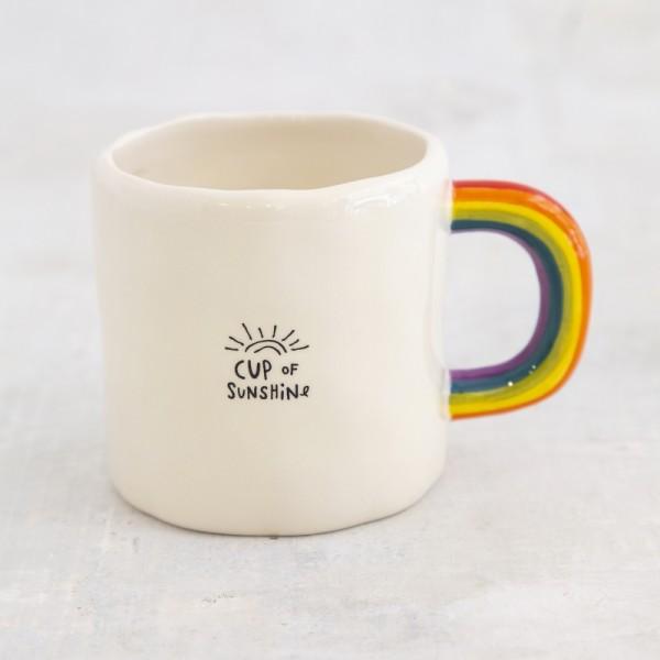 Tasse Rainbow Cup Of Sunshine