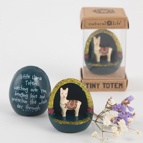 Mini Totem Lhama