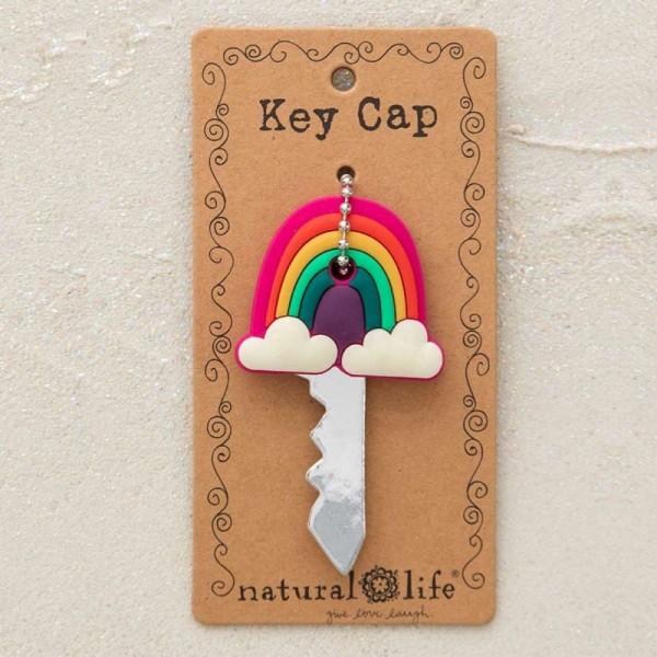 Schlüsselkappe Rainbow