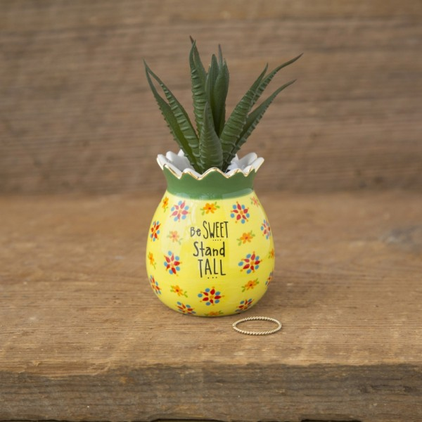 Vase Kaktus Set Pineapple