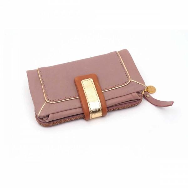 Portemonnaie DD Bling caramel