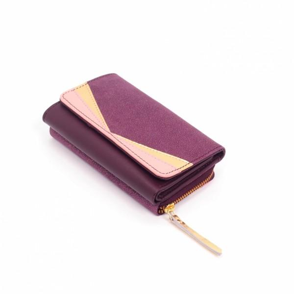 Portemonnaie Golddust Leder DW
