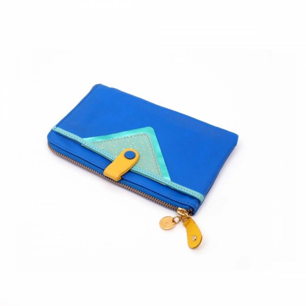 Smartwallet blue