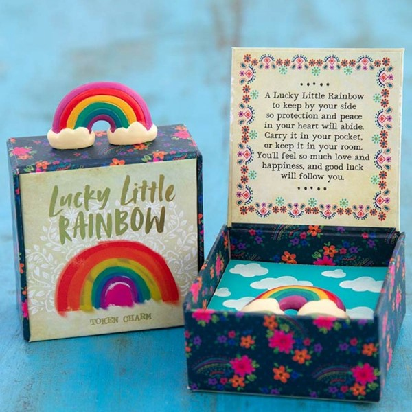 Glücksbringer in a Box Rainbow
