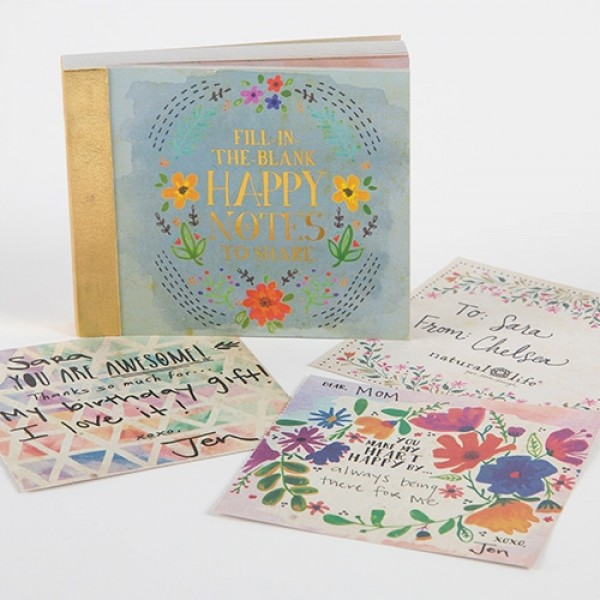 Happy Notes Fill- In
