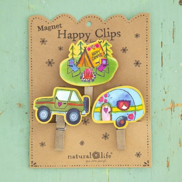 Magnetclips S/3 Magic Unicorn