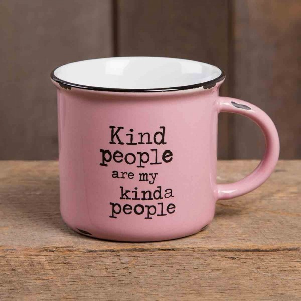 Tasse Camp Kind People