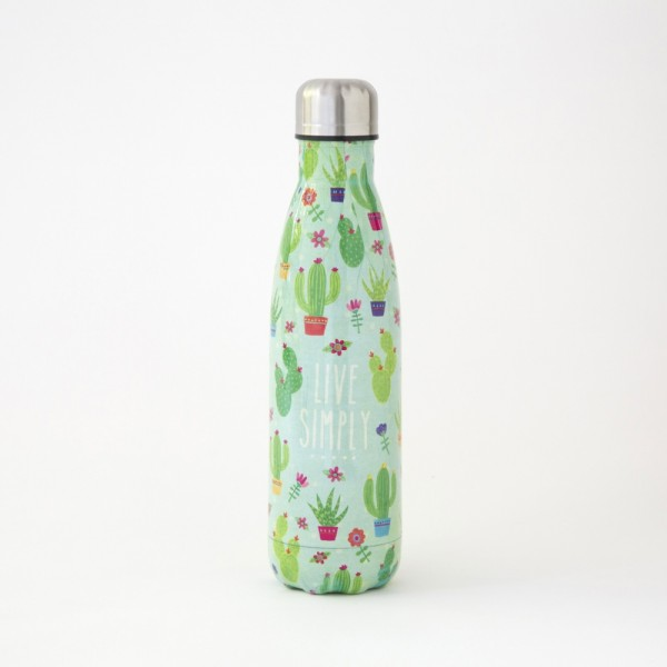 Warmhalteflasche Live Simply