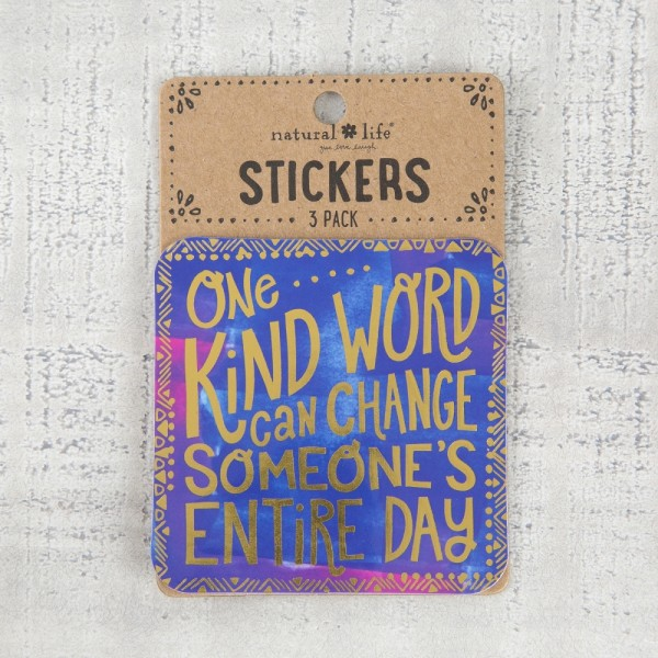 Stickers S/3 One Word