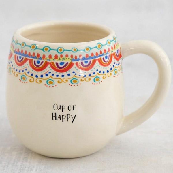 Tasse Cup Of Happy Borders