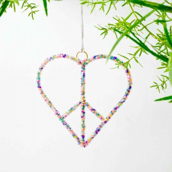 FUNKEL Beads Peaceheart