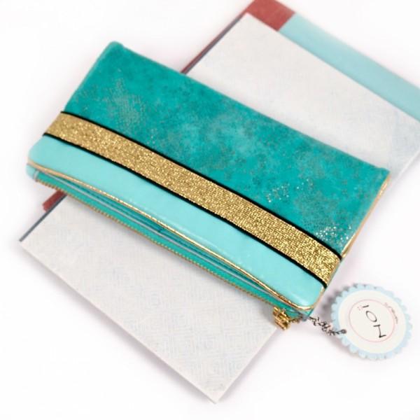 Portemonnaie Riverstone Hk seagreen