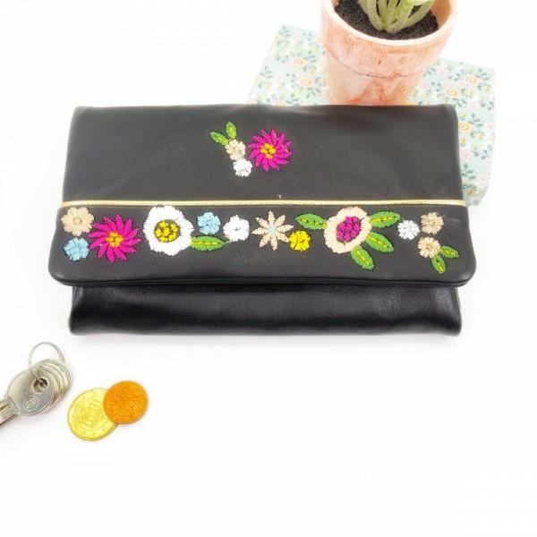Portemonnaie Amelie Clip