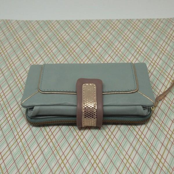 Portemonnaie DD Bling grey