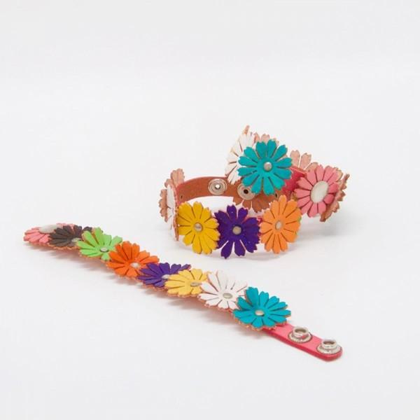 Armband aus Leder Autumn
