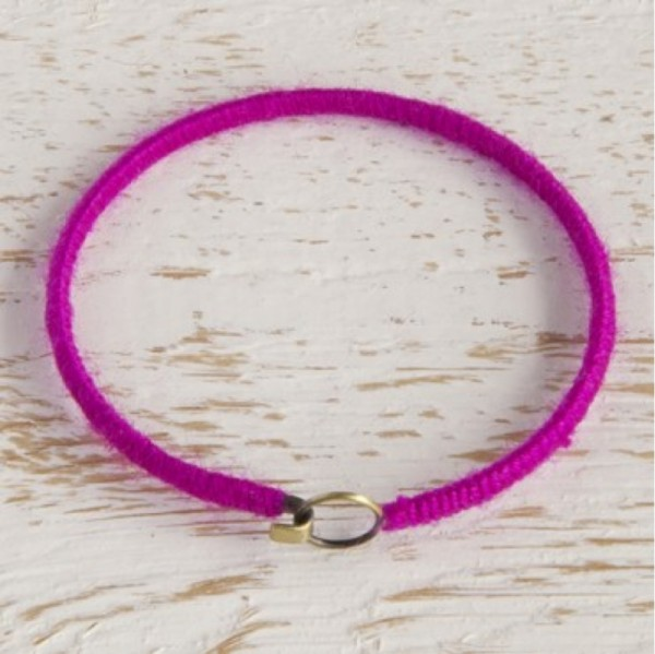 Armband JM Bangle pink