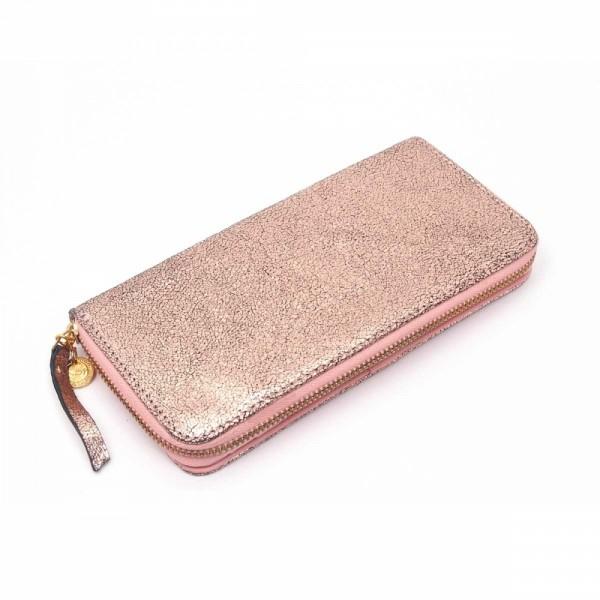 Portemonnaie Basic Bubble metallic
