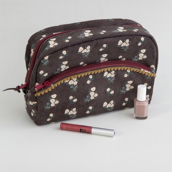 Kosmetiktasche Daisies