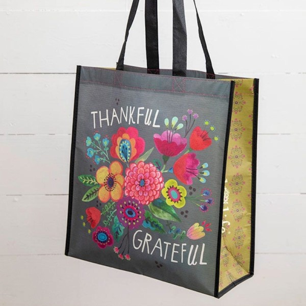 Recycled Tasche Thankful XL