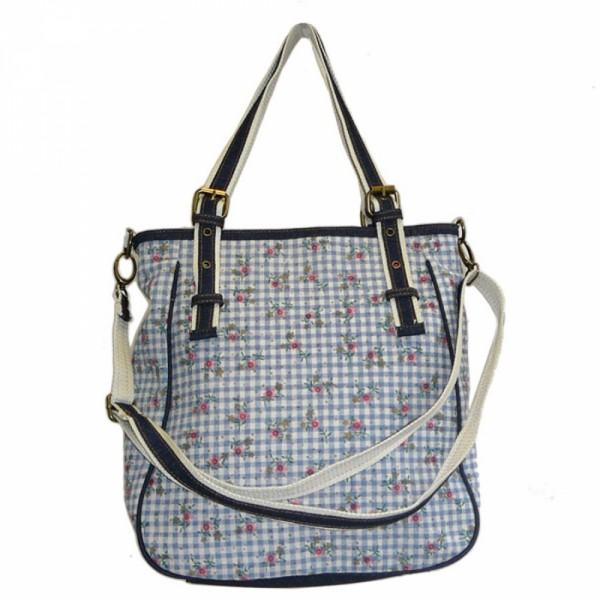 Shopper-  Caria blue