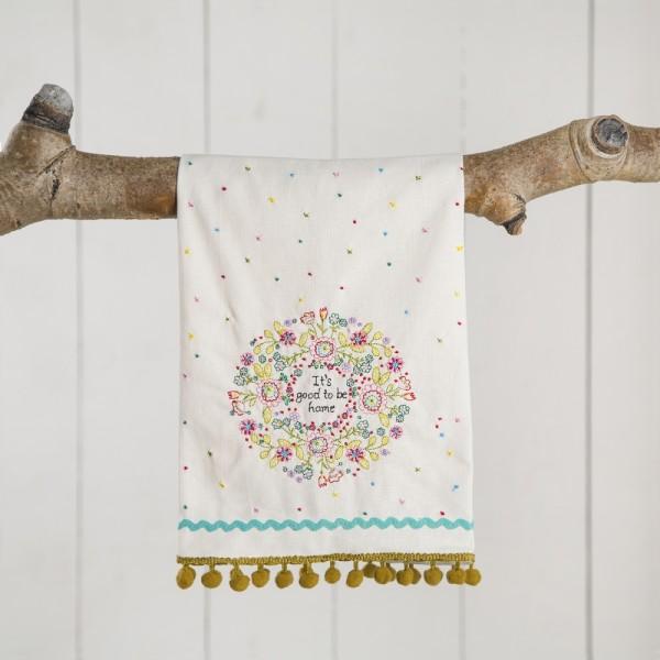 Leinen-Geschirrhandtuch- linen towels Home