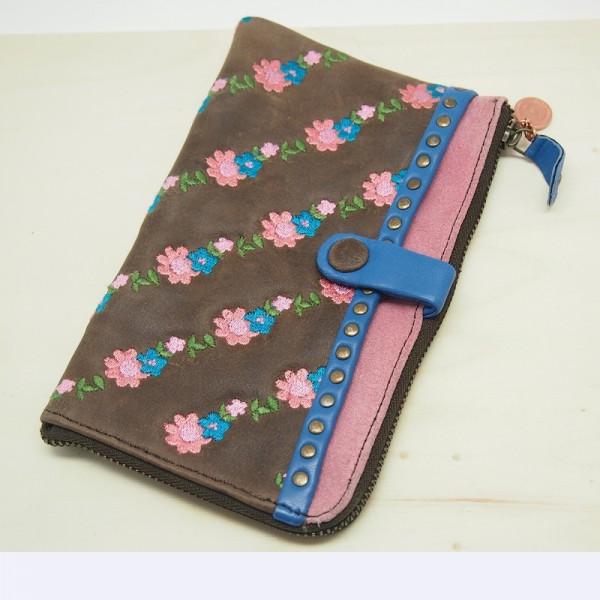 Portemonnaie Florentine Smartwallet brown