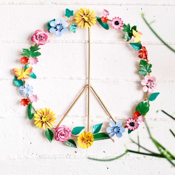 Dekoration Flora Peace