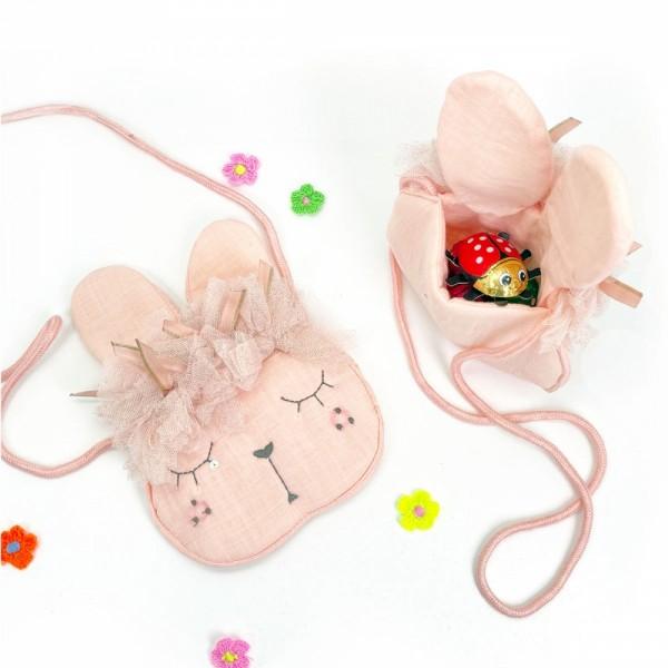 Täschchen Kid´s Bunny rosé