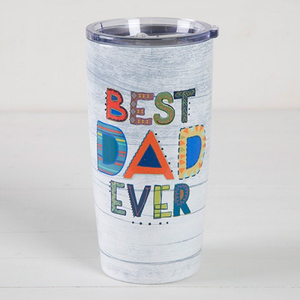 Warmhaltebecher Tumbler Best Dad