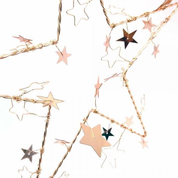 Dekoration Stars with Stars