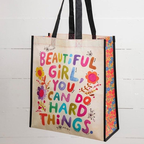 Recycled Tasche Beautiful Girl XL