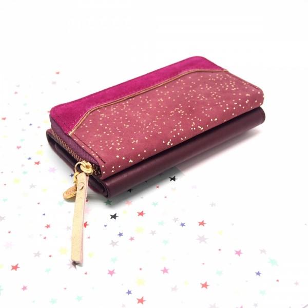 Portemonnaie Kosmos DW berry
