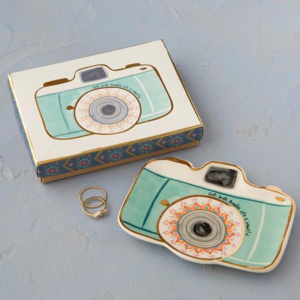 Keramikschälchen Trinket Camera