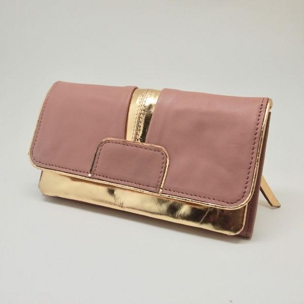 Portemonnaie DD Bling caramel L
