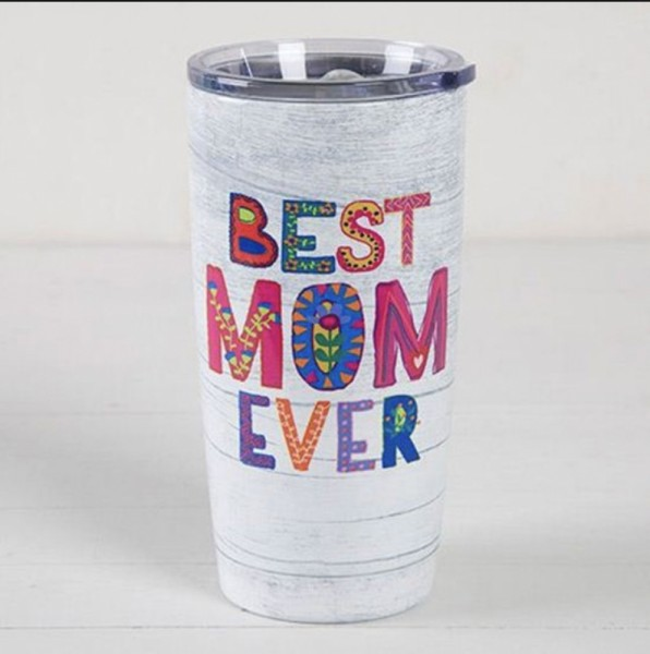 Warmhaltebecher Tumbler Best Mom