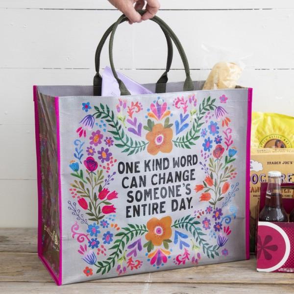 Einkaufstasche Carryall One Kind Word