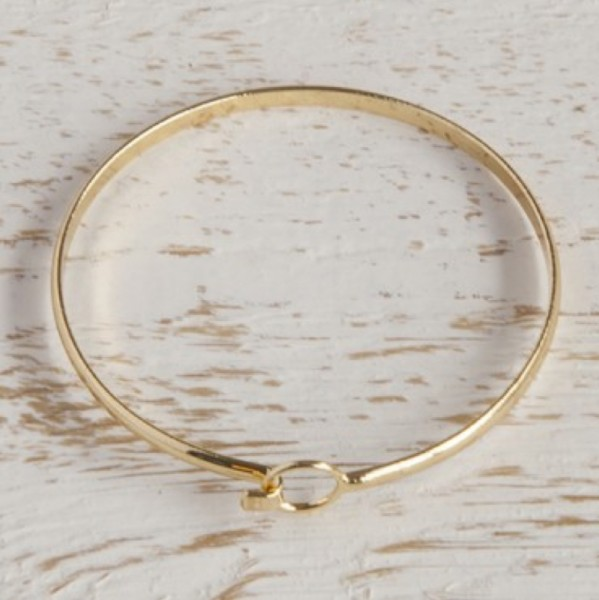 JM Bangle Armband gold