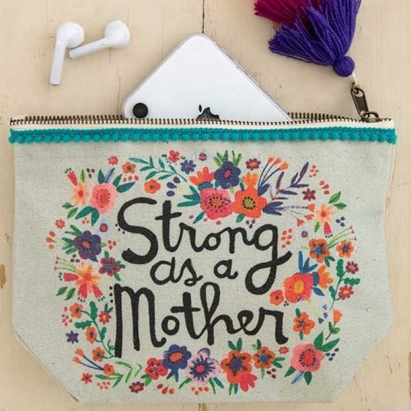 Täschchen Canvas Strong Mother