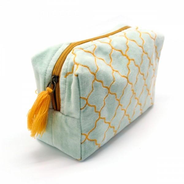 Kosmetiktäschchen Orient Box mint