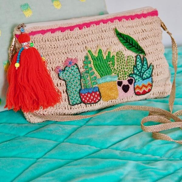 Täschchen Tukan Cactus