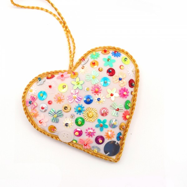 Dekoration XMAS Heart